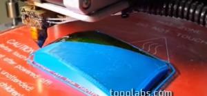 Topolabs réinvente la vrai impression en 3 dimensions