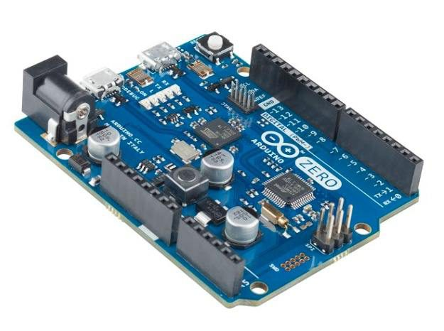 Arduino Zero : Une carte Arduino développée en partenariat avec Atmel