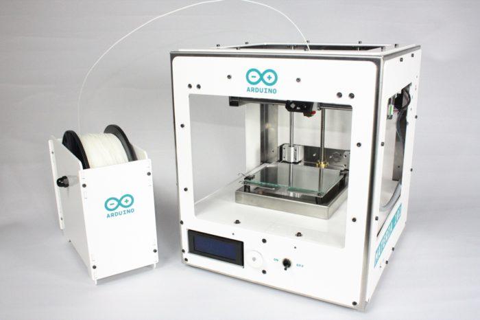 Arduino Materia 101 : Arduino se lance dans la commercialisation d'imprimante 3D