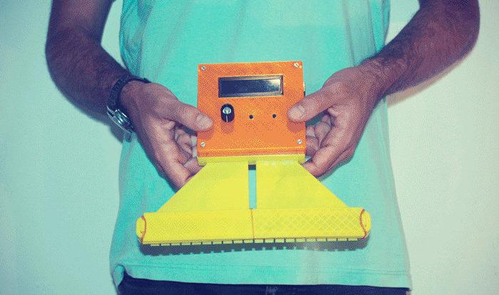 Draw It Yourself : Un contrôleur MIDI à base d'arduino et à encre conductive