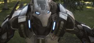 Envoy : Le pilote d'un film avec des robots extraterrestes