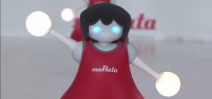 La danse synchronisée des robots Murata Cheerleaders