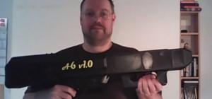Paper Airplane Machine Gun : Une arme qui tire des avions en papier