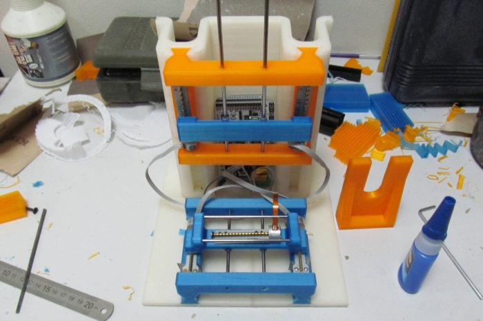 RAR Print : Une imprimante 3D SLA open-source à moins de 200€