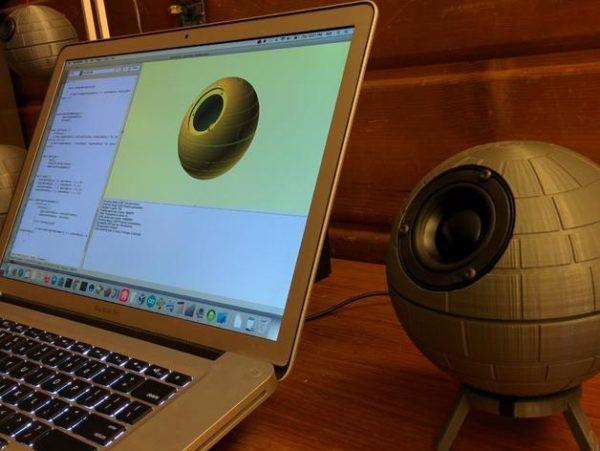 nomoon-un-haut-parleur-configurable-imprime-en-3d-en-forme-detoile-de-la-mort