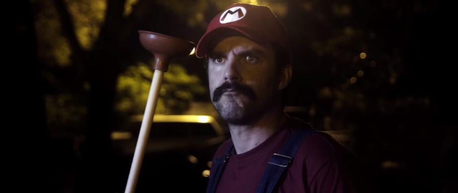 Super Mario Taken : Le mashup de Super Mario et de Taken