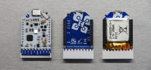 The Airboard : Une petite carte compatible arduino dédiée aux objets connectés