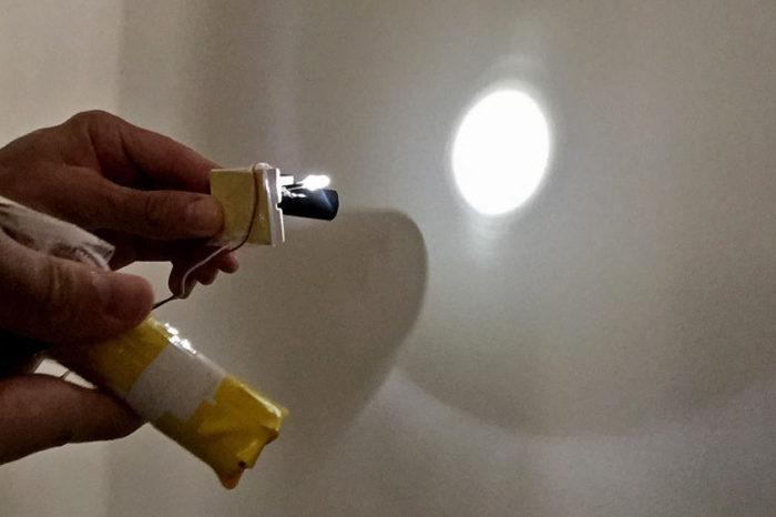 DIY : Comment fabriquer simplement une lampe magnétique