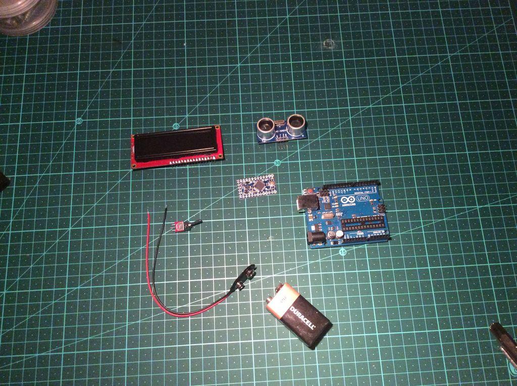Diy comment fabriquer un t l m tre ultrason avec un arduino semageek - Comment fabriquer son fixie ...