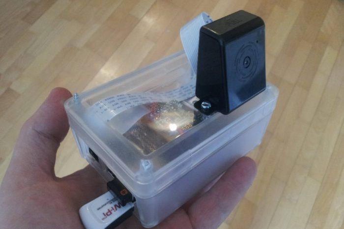 DIY : Fabriquer une DashCam avec un Raspberry PI et un Ultimate GPS HAT.