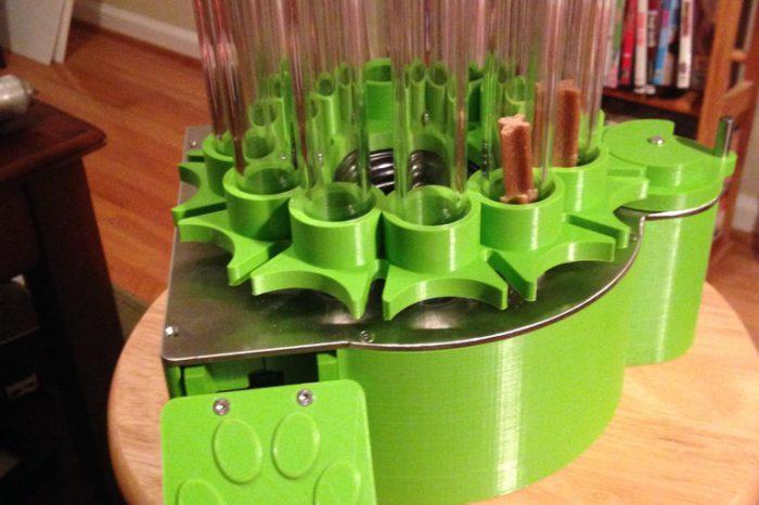 DIY : Fabriquer un distributeur de traitements automatique pour chien