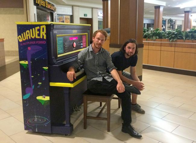 Quaver : Le piano multi-joueurs à base de Raspberry PI