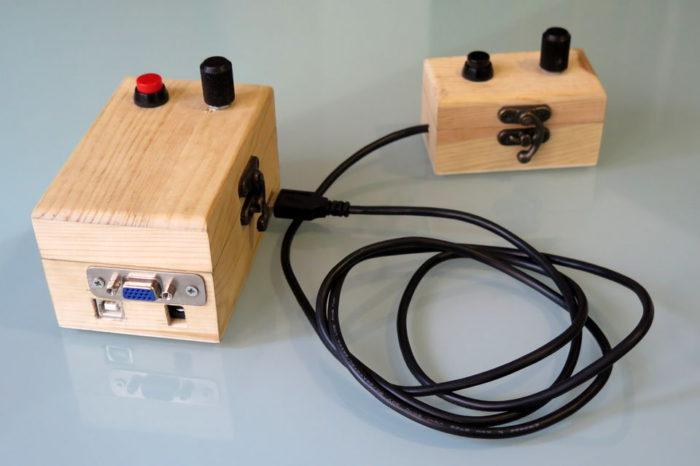 DIY : Un télécran numérique sur un écran VGA à base d'Arduino