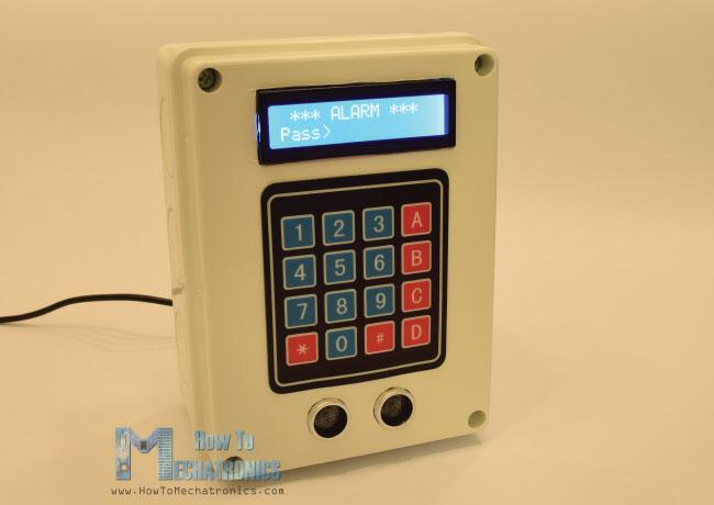 DIY : Un système d'alarme à base d'Arduino simple à réaliser