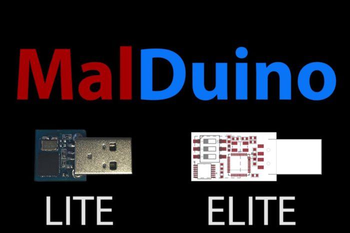 MalDuino : Une clé USB pour réaliser des injections clavier