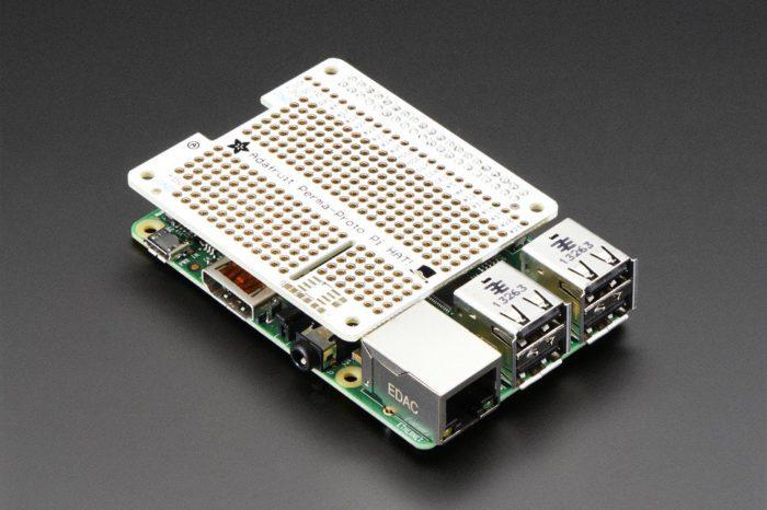 Focus sur le Perma-Proto HAT pour Raspberry PI