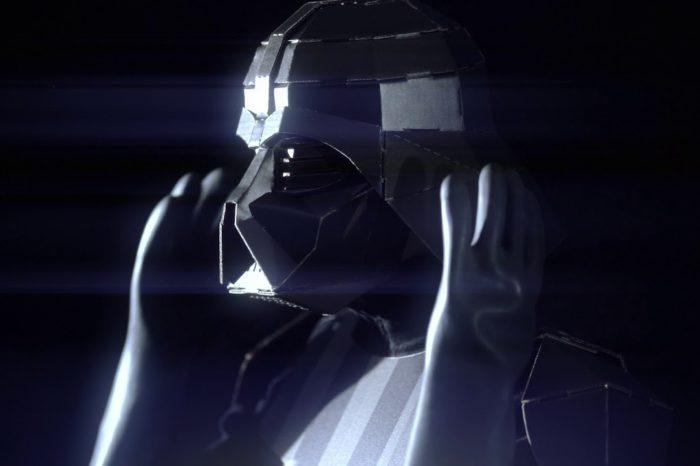 Cardboard : Un costume de Dark Vador en carton