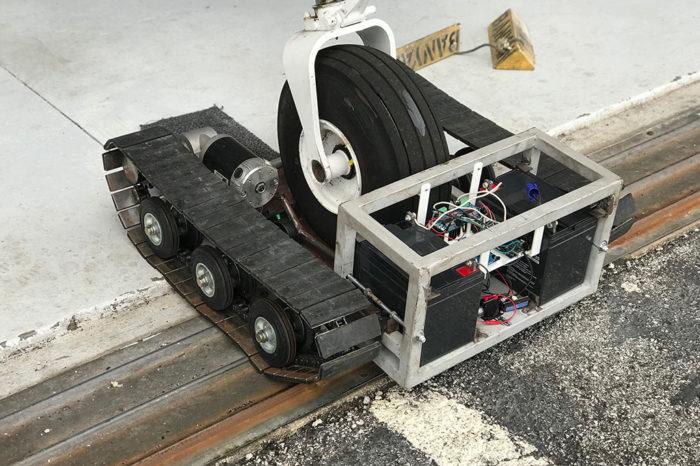 DIY : Un remorqueur pour petits aéronefs fabriqué à base d'Arduino MEGA