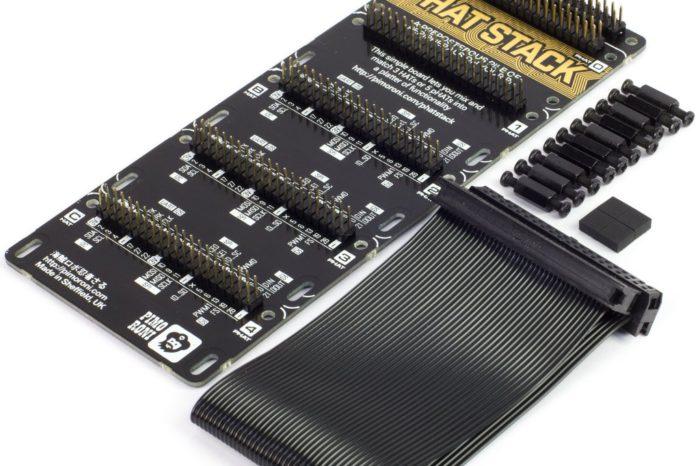 Nouveau produit : PHat Stack kit entièrement assemblé
