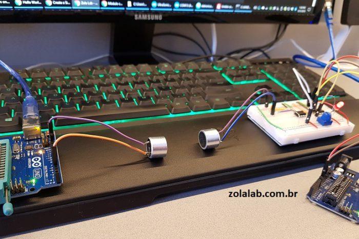 Réaliser une communication ultrasonique entre deux Arduino avec un HC-SR04