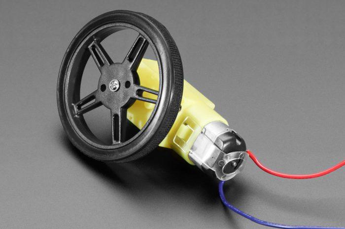 Nouveauté boutique : Les moteurs type TT et leurs accessoires