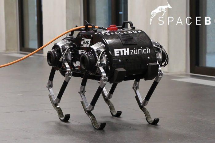 Space Bok : Un robot qui saute pour l'exploration spatiale
