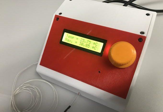 Un watchdog pour imprimante 3D qui coupe l'alimentation en cas de surchauffe